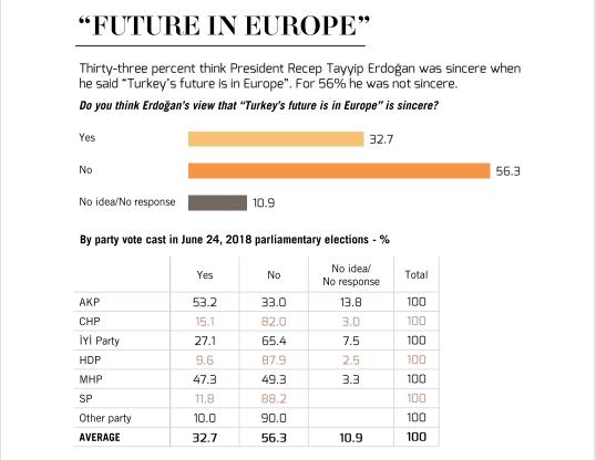 Erdoğan says Turkey's future is Europe but who believes it? 20