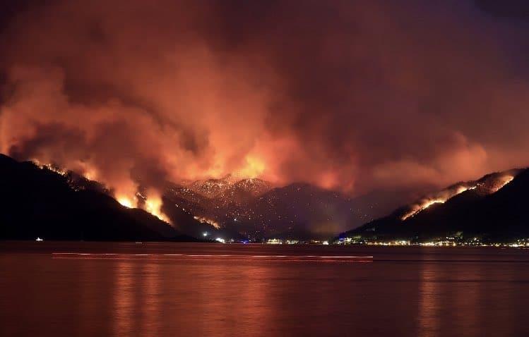 Hükümetin orman yangını özrü, kabahatinden büyük - Yetkin Report   Siyaset,  Ekonomi Haber-Analiz, Yorum